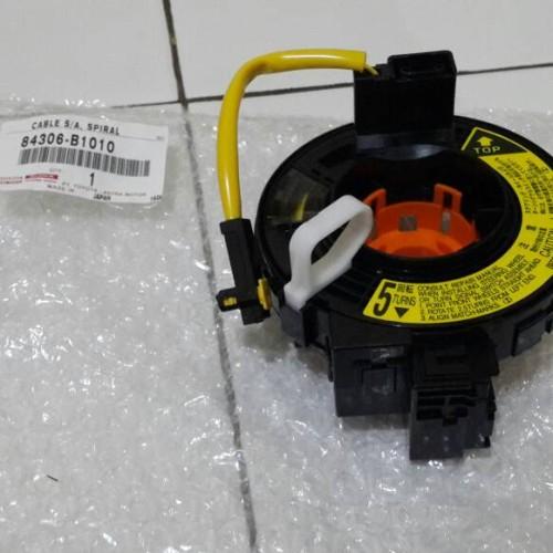 Foto Produk Kabel spiral 84306-B1010 All New Avanza Type G, Agya dari KSB Genuine Parts