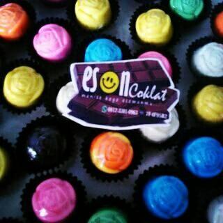 Foto Produk Coklat Praline Mix Colour dari WiYuWi WatchZone