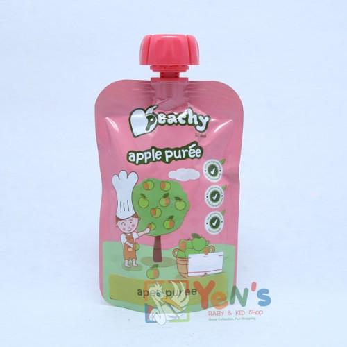 Foto Produk Peachy Apple Puree dari Yen's Baby & Kid Official Shop