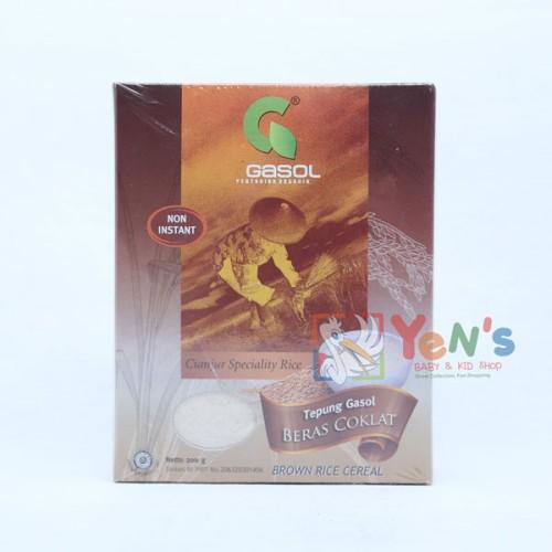 Foto Produk Tepung Gasol Beras Coklat dari Yen's Baby & Kid Official Shop