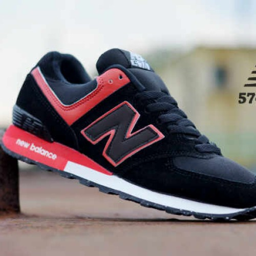 New Balance 373 Men Series Black Red