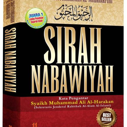 Foto Produk Sirah Nabawiyah (Soft Cover) dari Pustaka Al-Kautsar