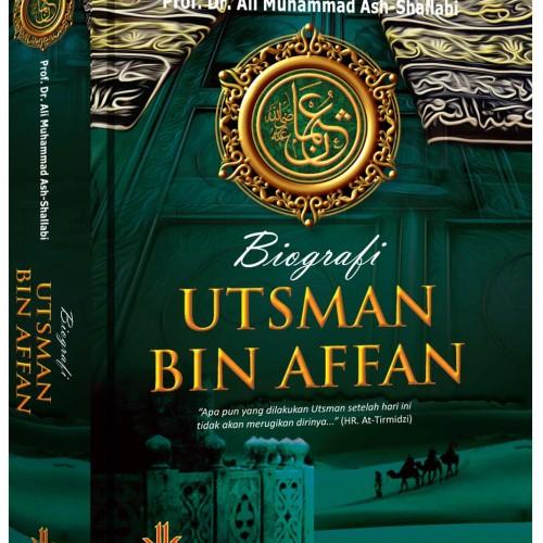 Foto Produk Biografi Utsman bin Affan dari Pustaka Al-Kautsar