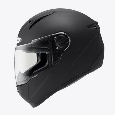 Foto Produk Helm Zeus Z811 Matt Black Fullface FREE Dark Visor dari Juragan Helm ID
