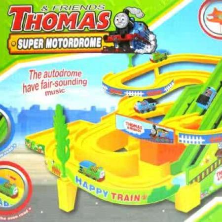 Foto Produk Mainan Thomas & Friends Super Motordrome/ Mainan Track Thomas & Friend dari PRINCESSS TOYS