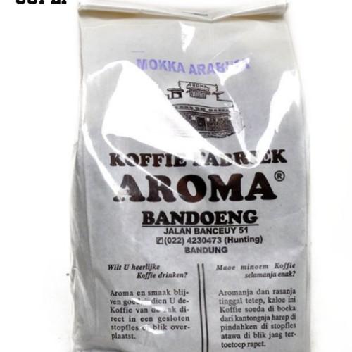 Foto Produk Kopi Aroma Bandung // Moka Arabika dari BDG Supply