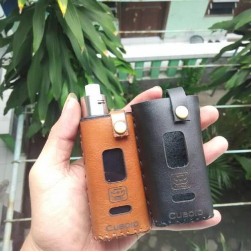 Foto Produk Leather Vapor Sleeve for CUBOID 150w dari ALdis Leather