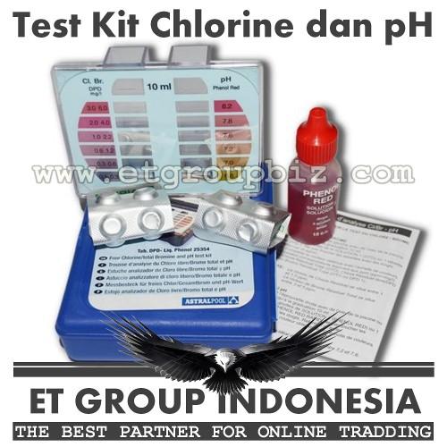 Foto Produk Test Kit Chlorine dan pH merk Astral (model DPD) dari Sooper Shop