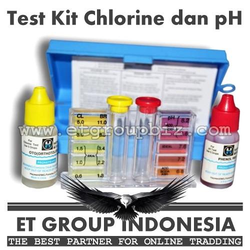 Foto Produk Test Kit Klorin dan pH merk Hayward dari Sooper Shop