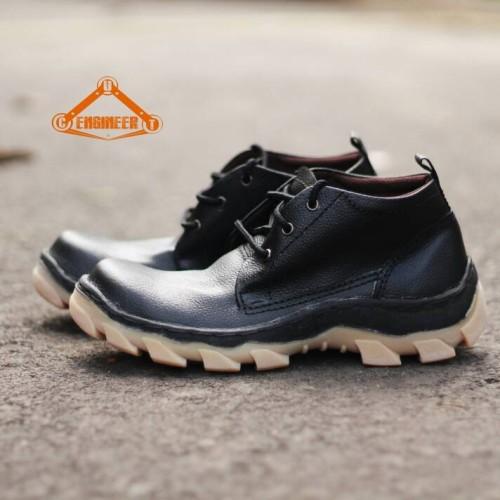 Foto Produk sepatu safety cut engineer kulit asli bro dari Cut Engineer