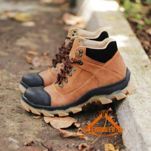 Foto Produk sepatu safety boots cut engineer kren bro dari Cut Engineer