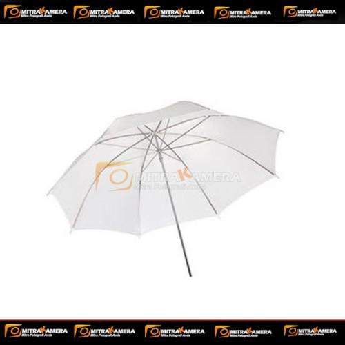 Foto Produk Tronic Umbrella Reflector White Transparan 90CM dari mitrakamera