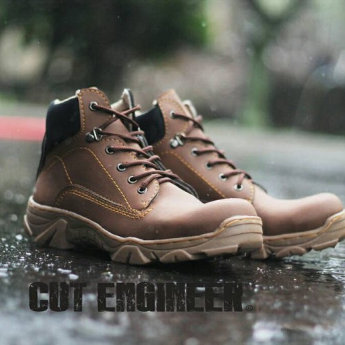 Foto Produk Sepatu Boots safety tracking cut engineer diskon dari Cut Engineer