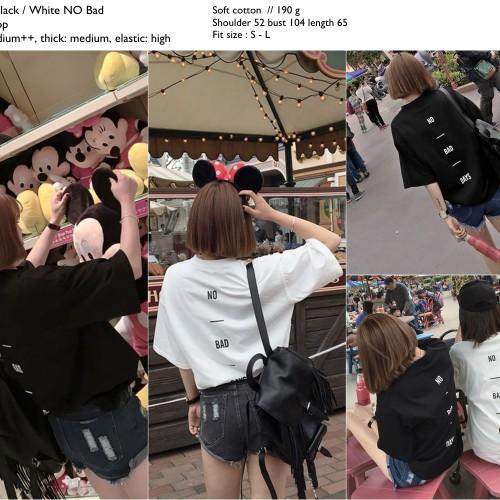 Foto Produk 23859 - NO Bad top dari BeautiQ Mode