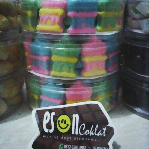 Foto Produk Coklat Masjid mix Ketupat dari WiYuWi WatchZone