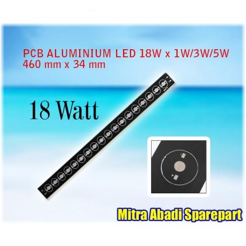 Foto Produk Long PCB LED Aluminium HPL 18W/18 Watt 34x460mm ZZ1736 dari Mitra Abadi Spareparts