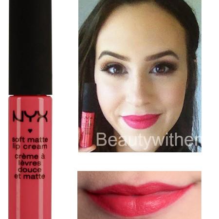 Foto Produk NYX Soft Matte Lip Cream Ibiza dari Ladies Beauty Store