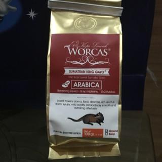 Foto Produk Kopi Luwak Worcas (Sumatra) dari Kero Shop