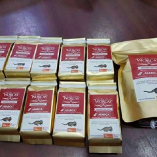 Foto Produk Kopi Luwak Worcas ( Sumarta) 250gr dari Kero Shop