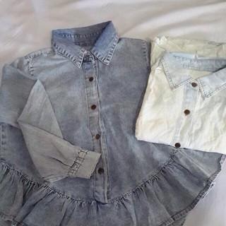 Foto Produk denim shirt dari DK clothing