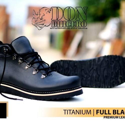 Foto Produk Sepatu Boots Pria Dondhicero Titanium dari dolshop12