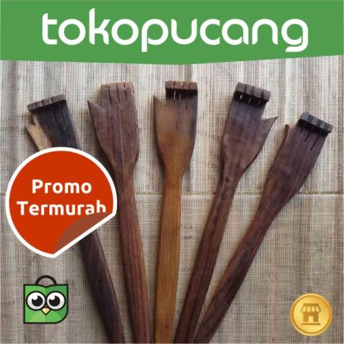 Foto Produk Garuk kayu garukan panjang penggaruk punggung gatal dari Toko Pucang