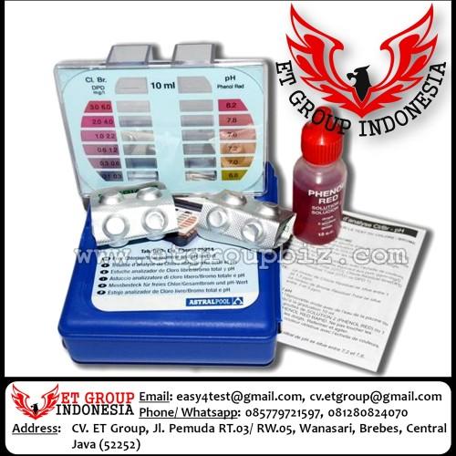 Foto Produk Tes Kit Klorin dan pH merk ASTRAL dari easytest