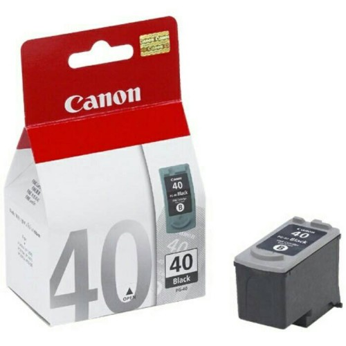 Foto Produk Tinta ORIGINAL CANON PG-40 BLACK dari anugrah jaya com
