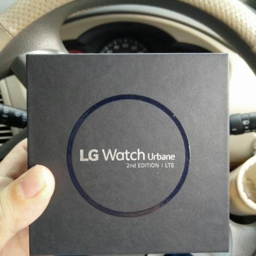 Foto Produk New Smartwatch LG Urbane 2 LTE W200 (bisa Telepon) paling TOP dari JUALGADGETS
