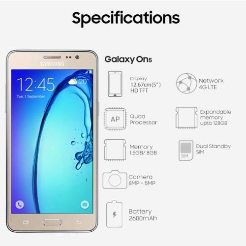Foto Produk Samsung Galaxy ON5 dari Barang besi