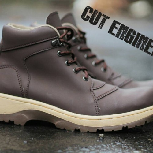 Foto Produk Sepatu Safety Taktical cut engineer delta 8inc murah dari Cut Engineer