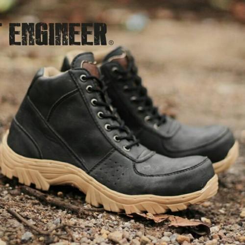 Foto Produk Sepatu Safety Oxford Cut engineer murah aja gan dari Cut Engineer