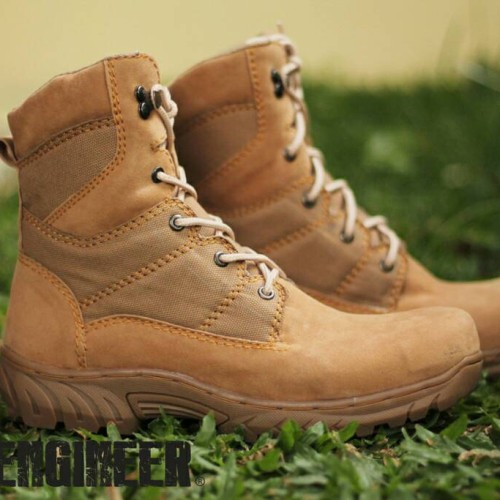 Foto Produk Sepatu Safety Taktical cut engineer delta 8inc murah dari Cut Engineer