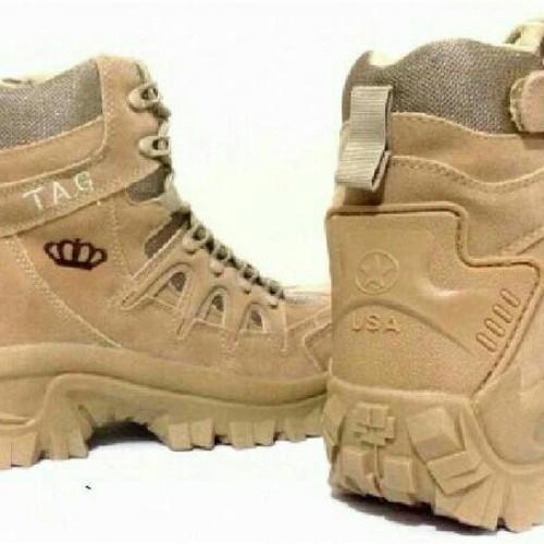 Foto Produk Sepatu TAG Army Outdoor Tactical Boots 8 Inch dari Junday Agency Jakarta