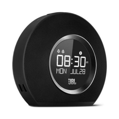 Foto Produk JBL Horizon Bluetooth Speaker & Clock Black dari JBLaudiostore