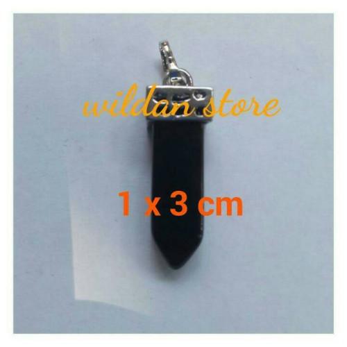 Foto Produk liontin batu trendy mini onyx dari wildan-store