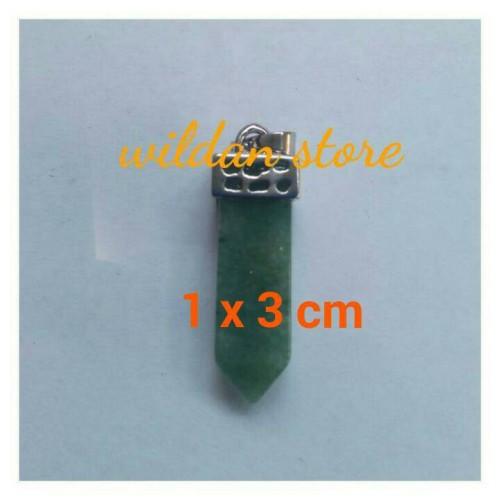 Foto Produk liontin batu trendy mini giok dari wildan-store