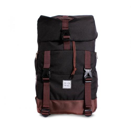 Foto Produk Tas Ransel / Backpack Visval Metro Black dari Cartbella Shop