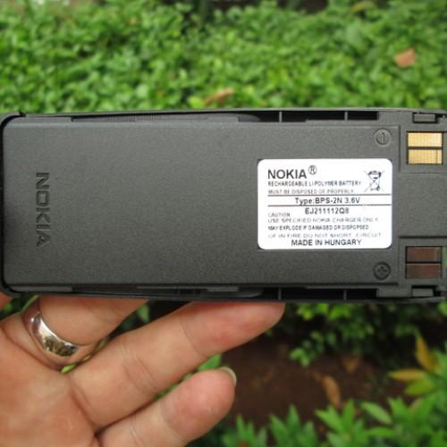 Foto Produk Baterai Nokia 5110 Jadul BPS-2N Baru Langka dari CNC phoneshop