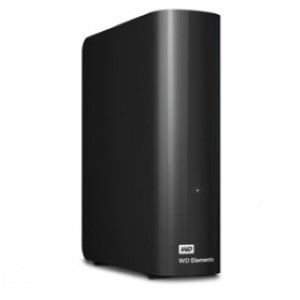 Foto Produk WD Elements Eksternal Desktop Hard Drive USB 3.0 - 2TB - Black dari AdainAja