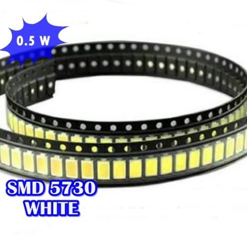 Foto Produk LED SMD 5730 55-65LM PURE WHITE 6000-7000K dari Gubuk Led