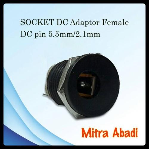 Foto Produk Socket DC Adaptor Cewek/Female dari Toko Mitra Abadi