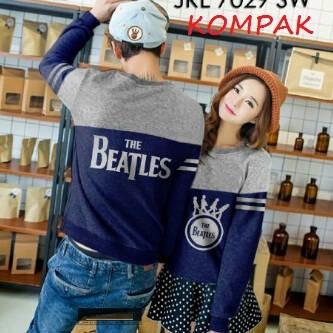 Foto Produk Sweater Couple The Beatles dari Agen Kaos Couple Jakarta