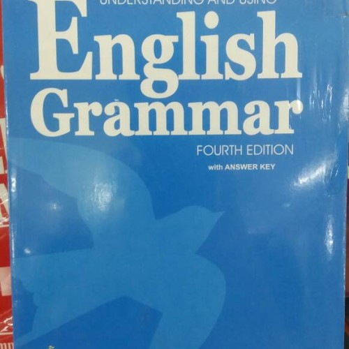 Foto Produk UNDERSTANDING and using english grammar ( betty schrampfer azar ) dari rheny book store