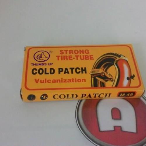 Foto Produk ALAT BUAT TAMBAL BAN SEPEDA COLD PATCH dari Aboutsepeda