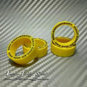 Foto Produk Rep Tamiya 95080 Tires Super Hard Low Profile / Ban M Marking YL BMM09 dari tamiya fighting spirit