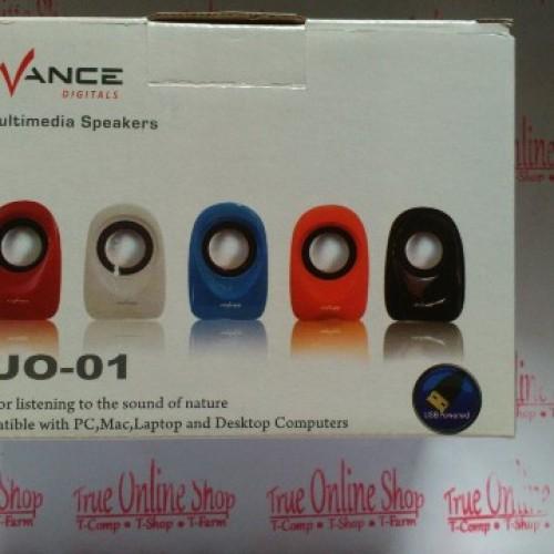 Foto Produk SPEAKER USB Advance Duo 01 dari t-comp