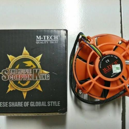 Foto Produk fan processor lga 775 baut scorpion king mtech dari scriptechnology