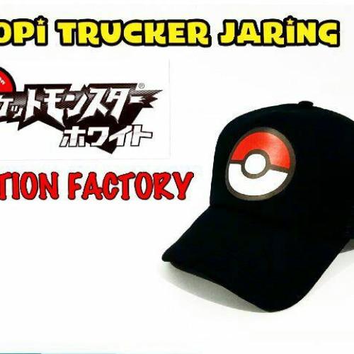 Foto Produk topi logo pokeball dari Saturday24H