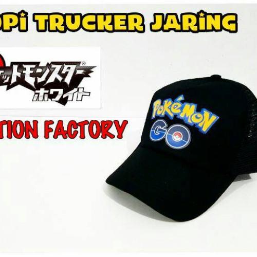 Foto Produk topi pokemon go black dari Saturday24H